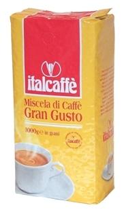 6 x 1kg Italcaffè Gran Gusto Espresso Kaffeebohnen -0