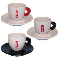12 Espresso cups in the most fine china.-0