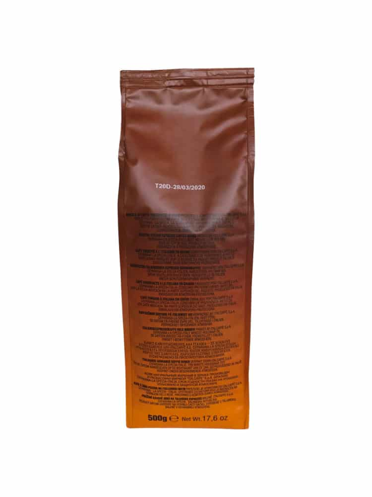 Röstkaffee Bohne Italcaffè Espresso Casa 500g Kaffeebohnen Espresso Kaffee ganze Bohnen Bohnenkaffee