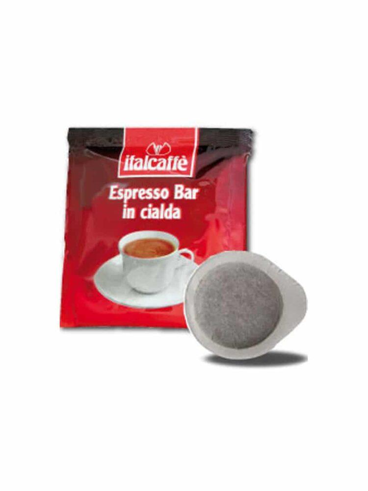 ( 150 x 7 gr. ) Kaffeepads Italcaffè Espresso Bar 44mm-0