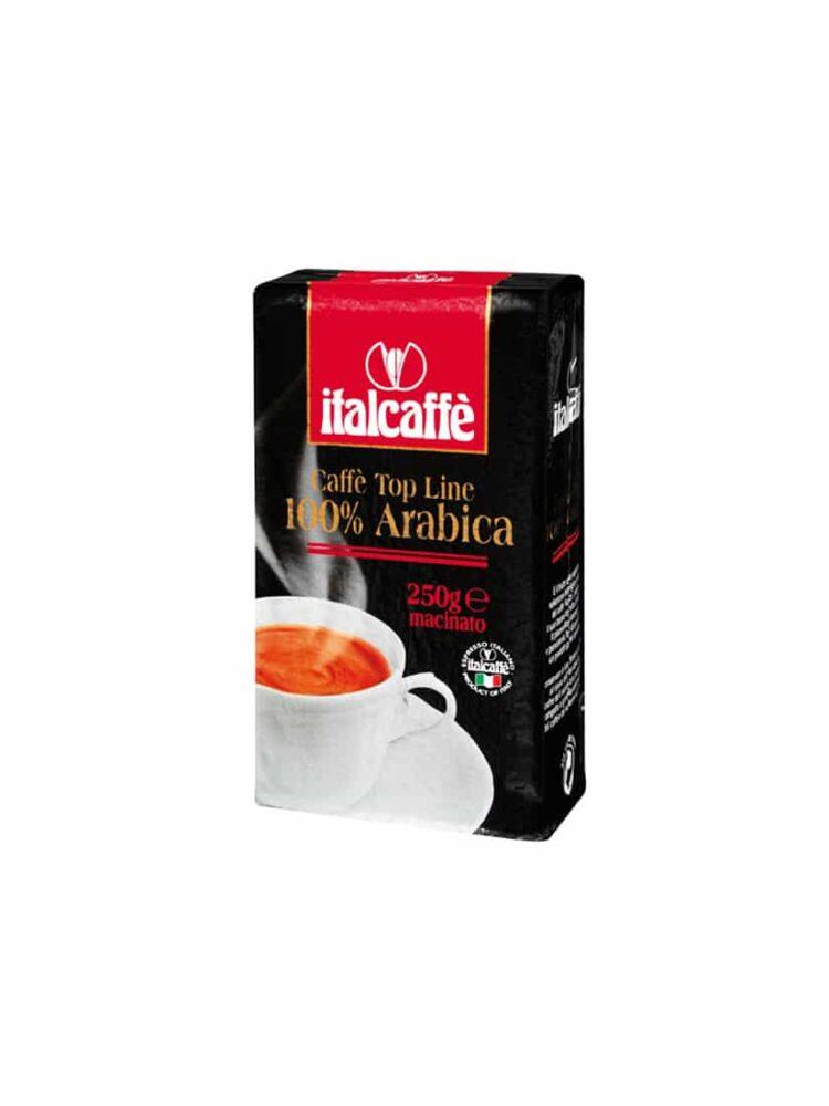 Laterale caffè macinato 100% arabica 250 g