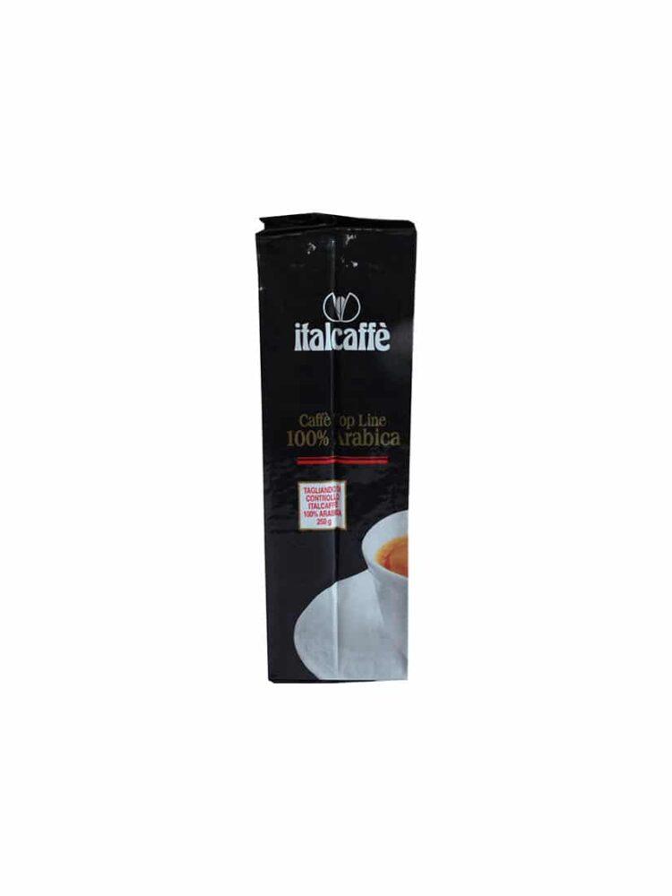 Laterale caffè macinato 100% arabica