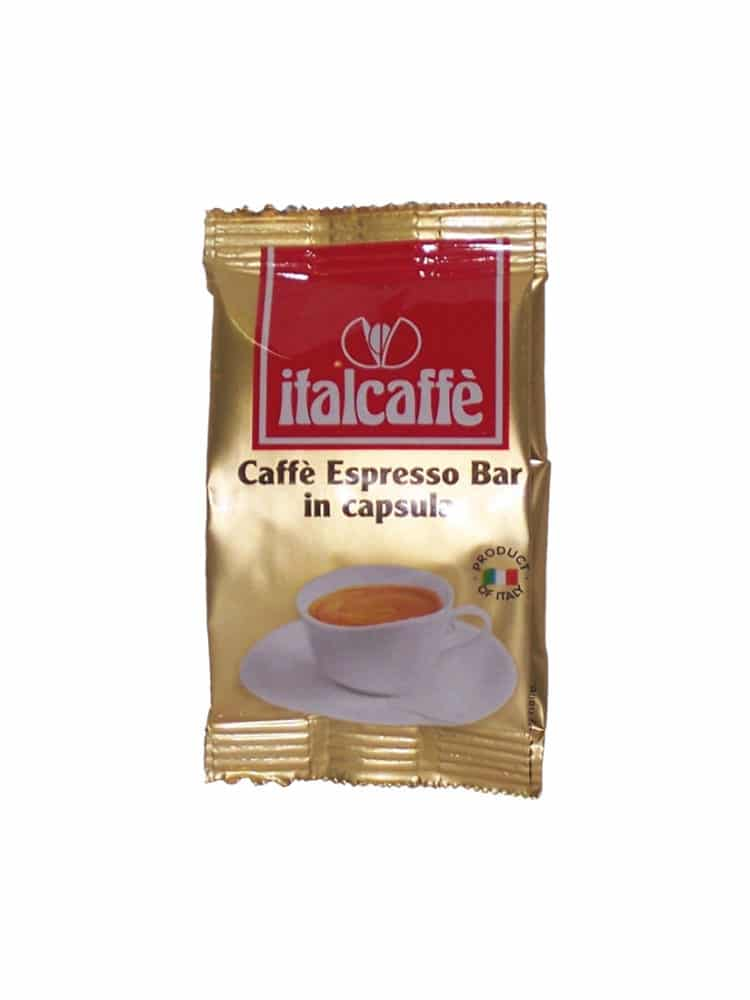 Lavazza Espresso Point Kapseln kompatibel Italcaffè Bar Kaffeekapseln cialde cialda cremoso crema aroma intenso aromatico pad pads