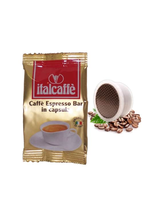 Capsule Espresso Bar compatibili con Lavazza espresso point®
