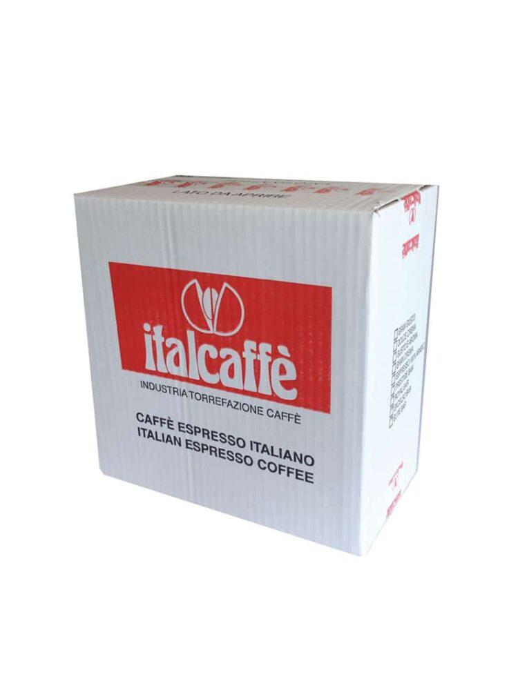 Karton Italcaffe 100% Arabica Kaffeebohnen Tansania 3x1kg