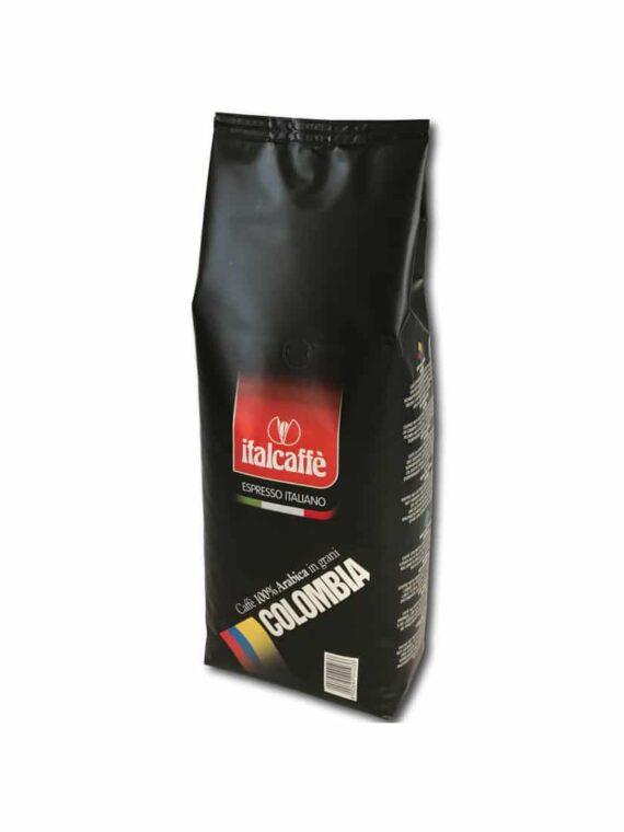 Kaffeebohnen Kolumbien Supremo Italcaffè Espresso Bar 1kg Kaffee 100% Arabica Ganze Bohnen Bohnenkaffee Kaufen Röstkaffee Bohne 1000g kaffeesorten italienischer bester kaffee