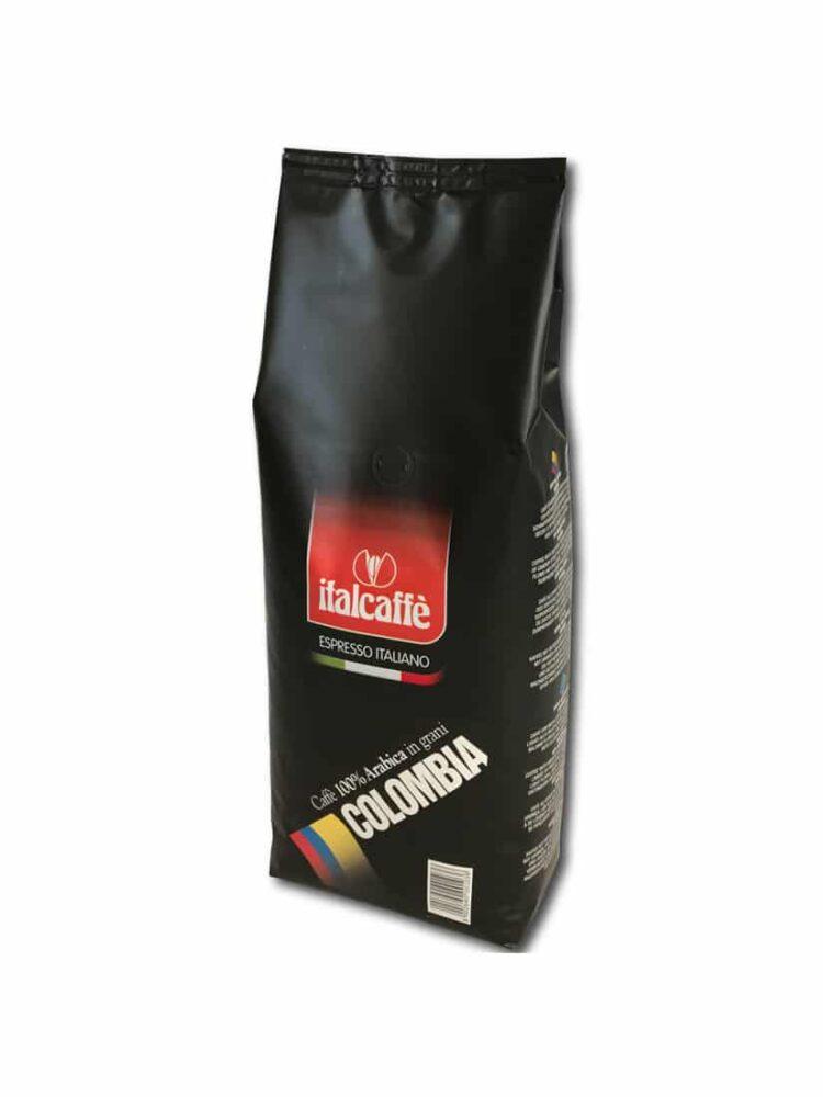 Caffè espresso in grani Colombia 1 kg