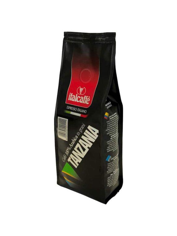 Caffè espresso in grani Tanzania 250 g