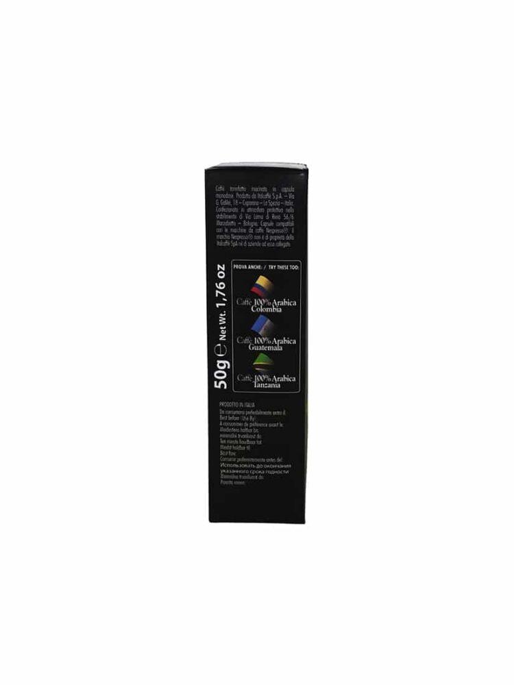 Laterale Capsule caffè compatibili con Nespresso®
