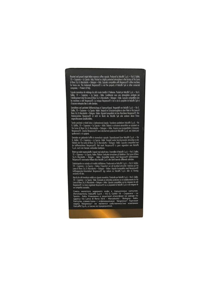 Retro Capsule caffè Gold compatibili con Nespresso®