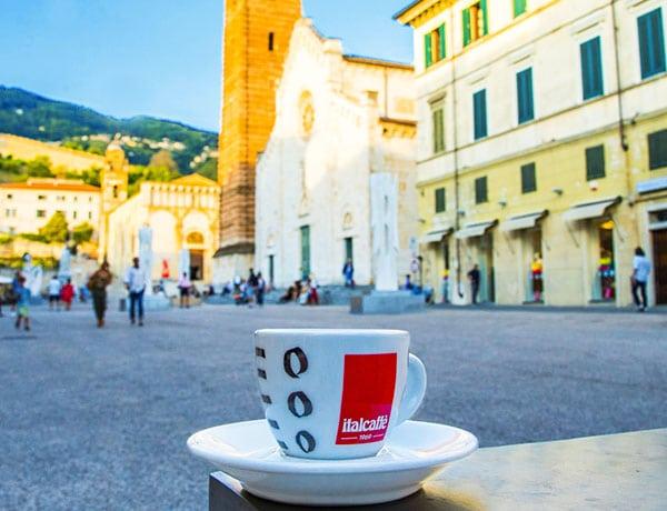 tazzina di caffè città versilia