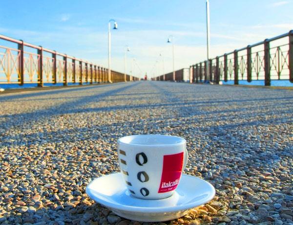 tazzina di caffè versilia