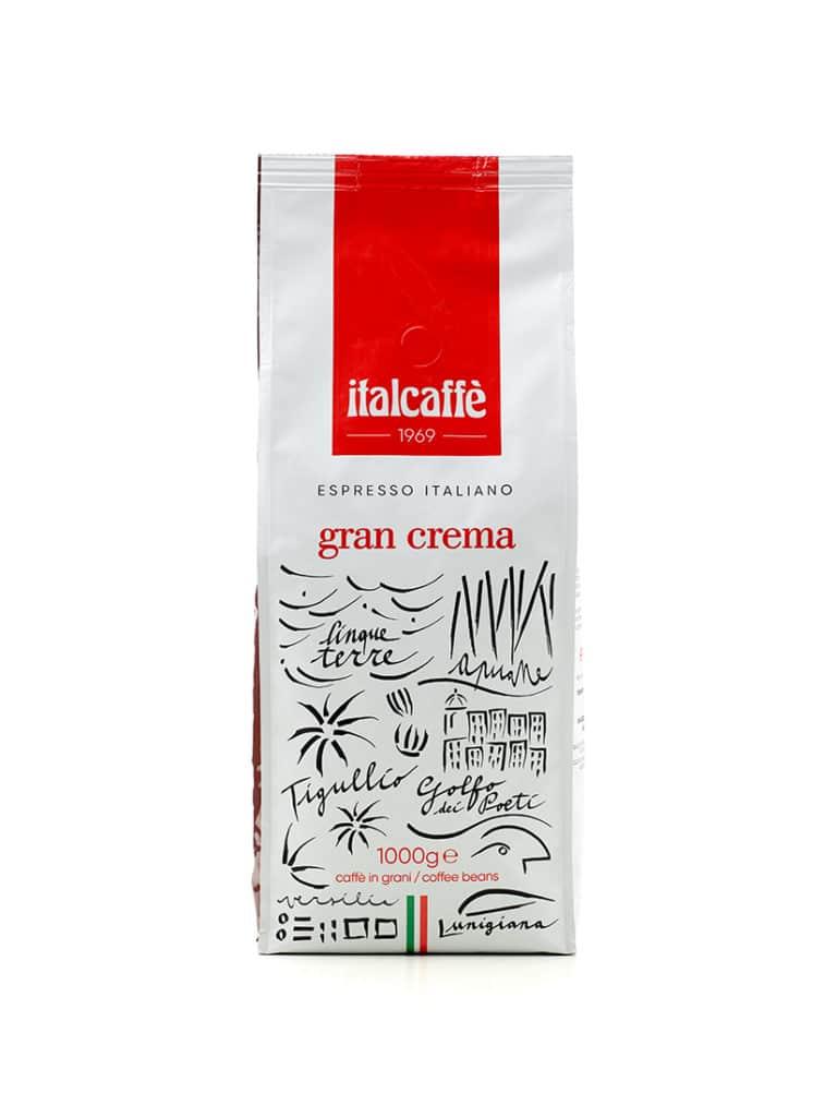 Caffè espresso in grani Gran Crema 1 kg