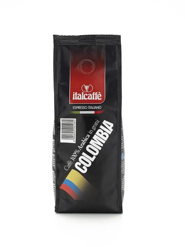 Café en Grains 100% Arabica Colombie Italcaffè Espresso 250g