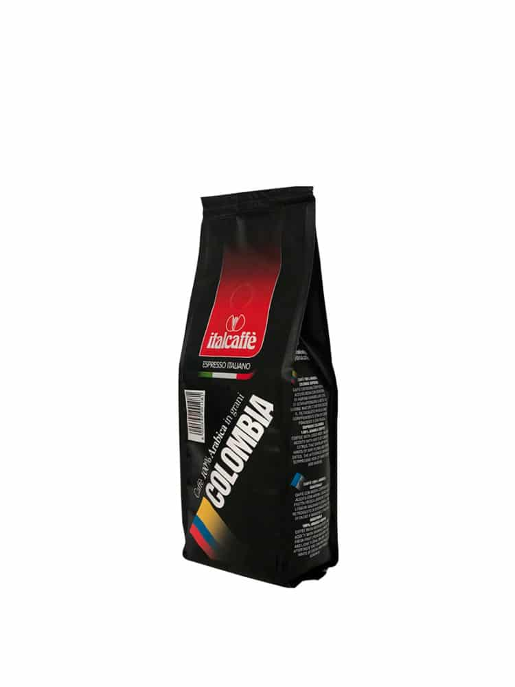 Caffè in grani arabica Colombia 250 g