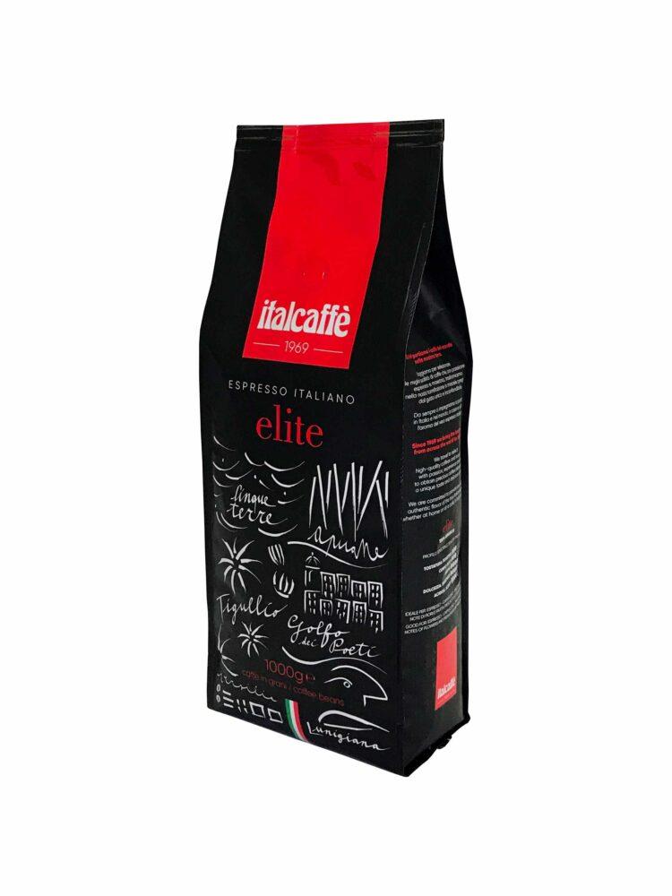 Elite Arabica Espresso coffee beans Italcaffè 1kg | Whole Bean